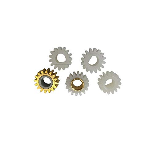 Printer Parts 30pcs Compatible Brand 411018 Gear Developer Gear Kit Set for Yoton Aficio 1022 1027 by Yoton (Image #1)