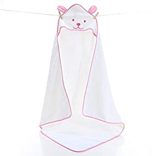 Baby Hooded Bath Towel with Big Ears Soft Thick Cotton Bath Suit for Babies Toddlers Kids Infants Good Choice Baby Shower