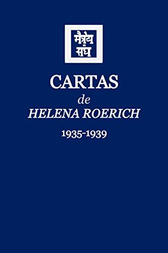 Cartas de Helena Roerich II: 1935-1939 (Spanish Edition ...