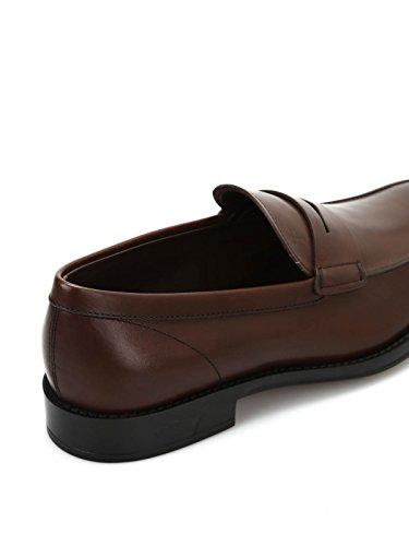 Tods Mocassino Gomma Classico Marrone Xxm0ud00640d90