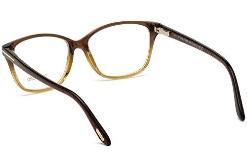 Tom Ford FT5293 C54 050: Dark Brown Gradient