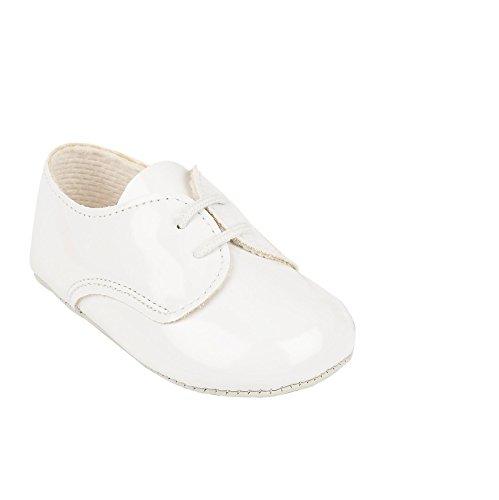 Babypods - Zapatos primeros pasos para niño blanco