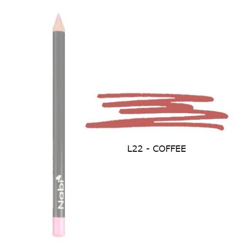Nabi Cosmetics Lip Pencil Coffee