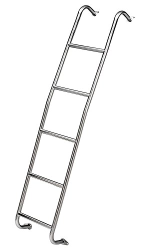 - Surco 093TS Stainless Steel Van Ladder for Ford Transit (Low Roof)