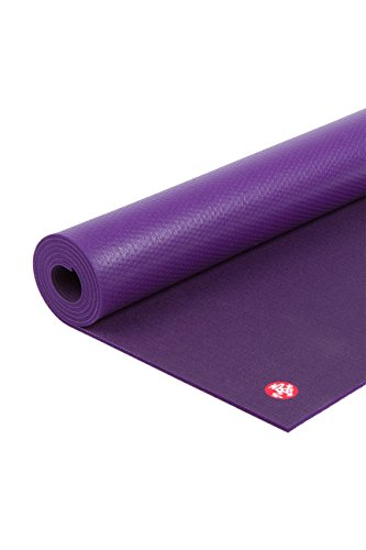 Manduka PRO Yoga and Pilates Mat, Black Magic,71