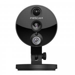 Foscam C NEGRO Cámara IP Wi Fi Full HD p  Megapixel