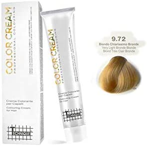 Technique Color Cream – Tinta 100 ml 9.72 Biondo Chiarissimo Bronde