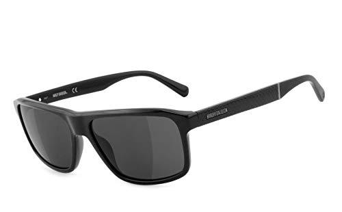 Lunettes Noir taille de Homme soleil Noir Harley unique Davidson OxqwBE5