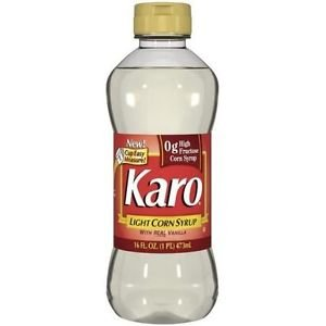 Karo Red Label Light Syrup, 16 Ounce Each - 12 Per Case