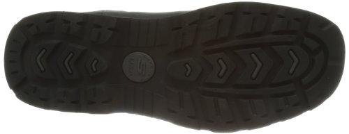 Pictures of Skechers USA Men's Blaine Orsen Ankle Boot Dark Brown 6