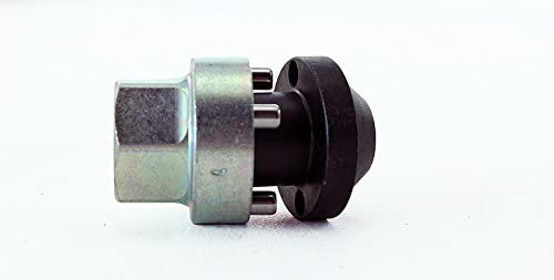 LandRover Defender Models Heyner Germany Stil Block PRO Locking Wheel Nuts Removal Key M16x1.5 Set 4 Locks Thatcham Quality Assured Bolts OFC//C