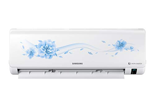 Samsung 1.5 Ton 3 Star Inverter Split AC (Alloy AR18RV3HETY White) 2021 July Split AC; 1.5 ton capacity Energy Rating: 3 Star Warranty: 1 year on product, 5 years on condenser, 10 years on compressor