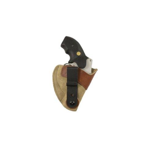 Desantis 106 Sof-Tuck Inside the Pant Right Hand Tan For S&W J Frame 2