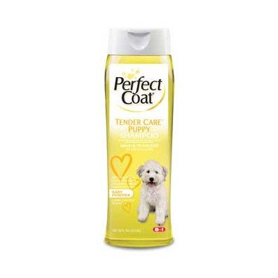 8 in 1 Pet Products Perfect Coat Tender Care Puppy Shampoo [Set of 2]