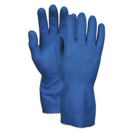 Chemical Resistant Gloves, Latex, XL, 12''L- Pack of 5 by MCR SAFETY (Image #1)