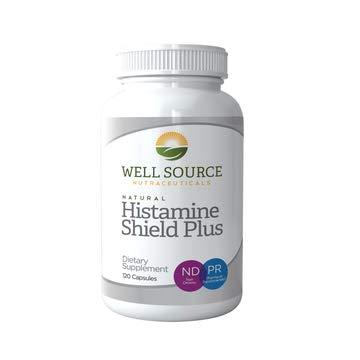 Histamine Shield Antihistamine Supplement Allergies