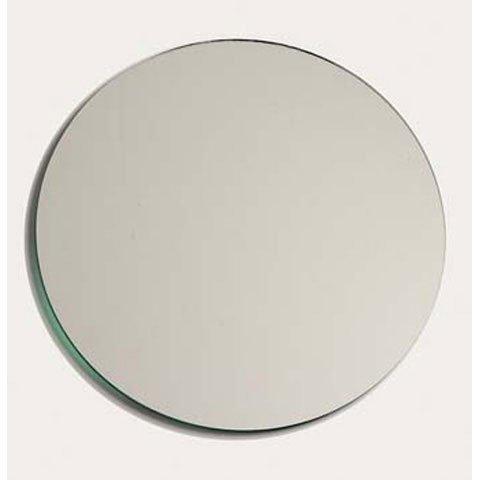 Better Crafts Round Glass Mirror (10, 6-Inch) - Round Glass Tiles
