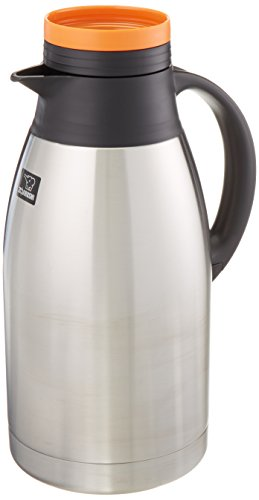 Zojirushi Stainless Steel Vacuum Carafe with Brew-Thru Lid, Decaf