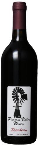 2012 Pleasant Valley Elderberry Wine 750 mL