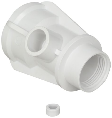 - Hayward SP1430SSE Jet Air Fitting, 1-1/2-Inch by 1-1/2-Inch