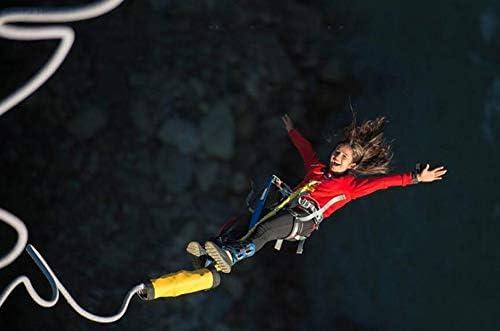 登山ロープ、10mm 編みロープロープ10、20、30、40、50、60、80、100メートル、安全ロック付き重いロープ、直径10mmSafe と耐久性ホワイト60m