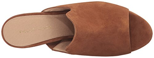 Heeled Cognac Women's Moda Sandal Pelle Blair qFt8t6