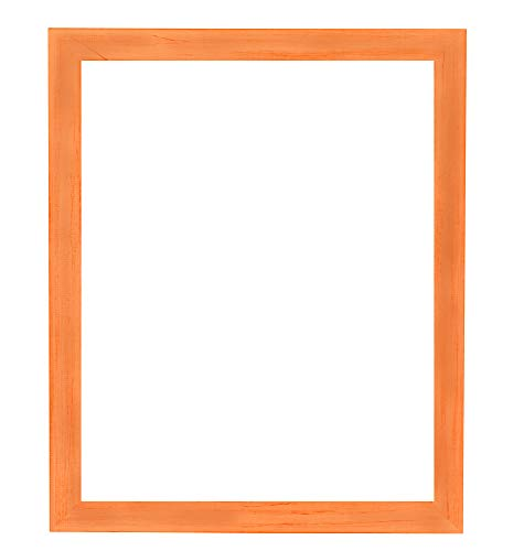 Millbrook Collection Country Chic Wood Picture Frame Narrow 1.5