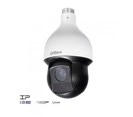 Dahua – Cámara Domo IP PTZ 4.3 – 129 mm IR 80 m – cam-