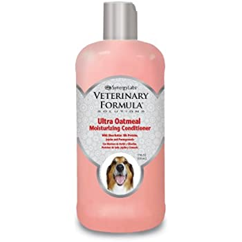 SynergyLabs Veterinary Formula Solutions Ultra Oatmeal Moisturizing Conditioner; 17 fl. oz.