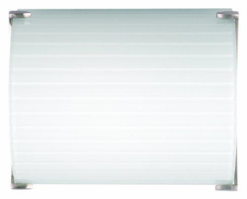 on sale Philips Forecast F546036 Edge Bath Light, Satin Nickel