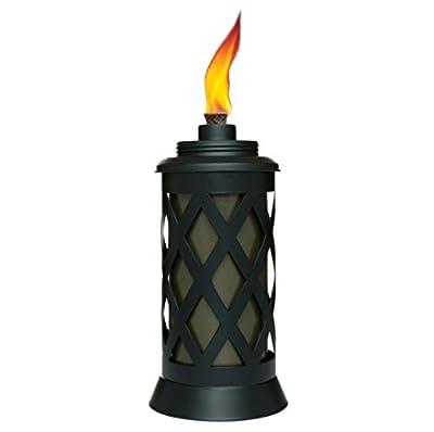 """Tiki Brand 9"""" Urban Metal Table Torch"""