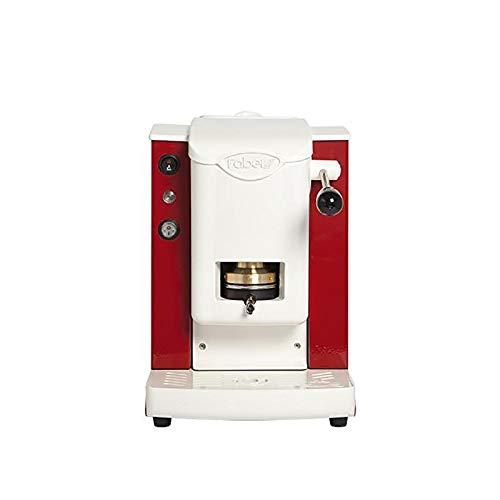 Macchina da Caffè a Cialda Faber SLOT PLAST (Rosso Rubino) Faber Italia