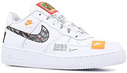 Nike Air Force 1 JDI PRM (GS), Sneakers Basses Homme