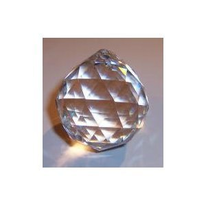 Gorgeous 50mm Asfour Feng Shui Crystal Ball Prisms