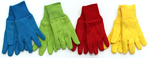 Childrens Jersey Gloves - 2
