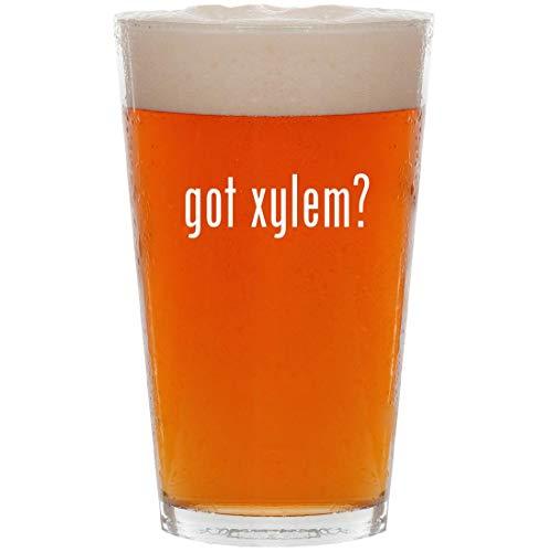 (got xylem? - 16oz All Purpose Pint Beer Glass)