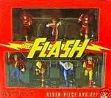 The Flash 7 Piece PVC Set