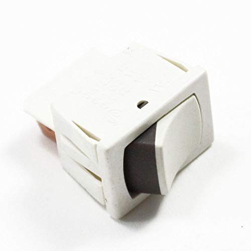 (Frigidaire 316448702 Switch Rocker Bisque Oven Light)
