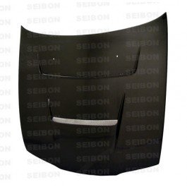 Seibon Carbon Fiber DV-Style Hood Nissan 240SX S14 95-96