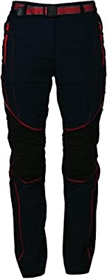 Angel Cola Women's Outdoor Hiking & Climbing Softshell Pants PW4128