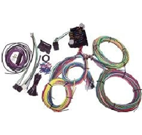 amazon.com: ez wiring -12 standard wiring harness: automotive  amazon.com
