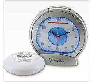 Sonic Bomb Sonic Boom Analog Alarm (Sonic Boom Sba475ss Analog)