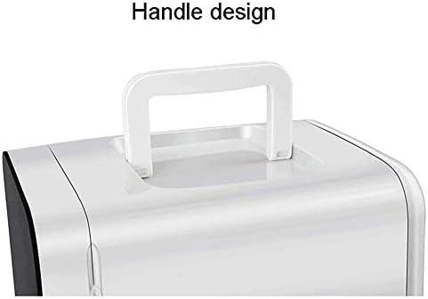 Refrigerador para automóvil Mini refrigerador de 6L, 12V / 220V ...