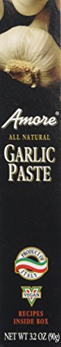 Amore Garlic Paste - Amore Paste Tube Garlic