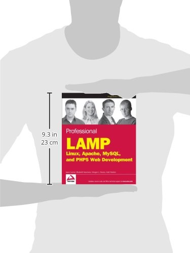 Professional LAMP: Linux, Apache, MySQL and PHP5 Web Development by Brand: Wrox