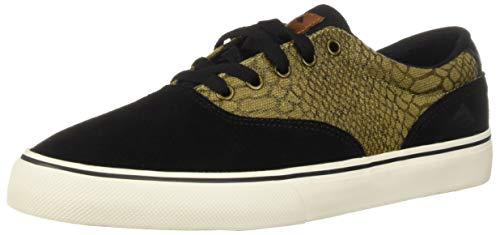 Chaussures Skateboard marron De Slim Vulc Homme Provost Grey Noir Emerica wvZRqFZ
