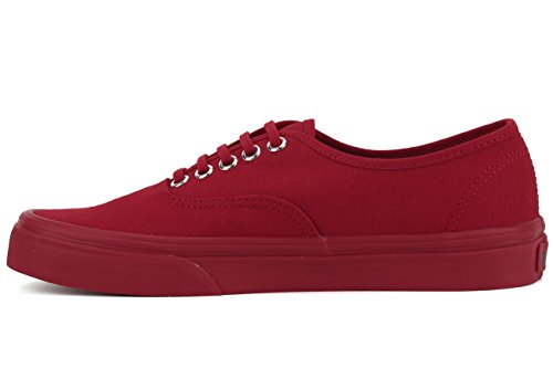 Vans Authentic Authentic Silver Red Vans CFw7qwSv