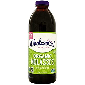 - Wholesome Sweeteners Molasses Blackstrap Org