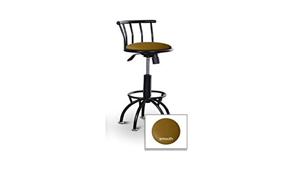 Amazon.com: The Furniture Cove 1 - Adjustable Height Stool 24
