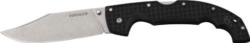 Cold Steel Voyager XL Clip Point Plain Edge Knife